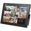 Dvr 4 canale   Combo DVR + LCD 10 INCH DH-CVR0404-10